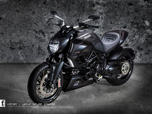 Ducati Diavel by Vilner.